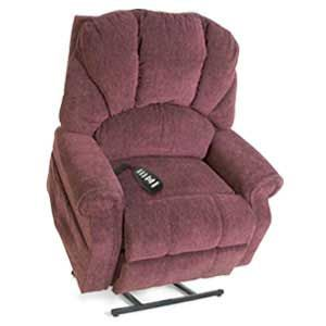 Elegance Collection LC 590 Reclining Lift Chair 3 Position