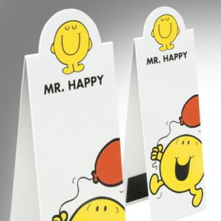 Mr. Men and Little Miss Magnetic Bookmarks