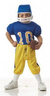 Little Toddler Football Player MVP Dress Up Costume