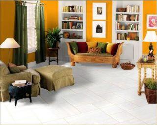 Daltile Fabrique Blanc Porcelain Tile Flooring Linen 24