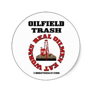Real Oilmen Eat Worms,Oilfield Sticker,Drilling
