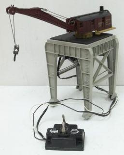 Lionel 6 2316 N w Operating Gantry Crane