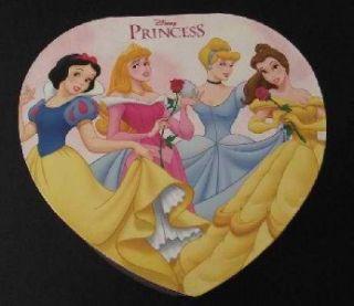 New Disney Princess Girls Musical Jewelry Box