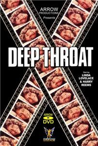 Deep Throat 27 x 40 Movie Poster Linda Lovelace D