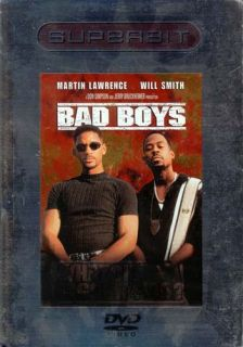 Bad Boys Superbit New DVD