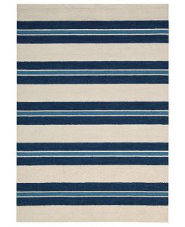Barclay Butera Lifestyle Area Rug, Oxford OXFD2 Awning Stripe 23 x 8