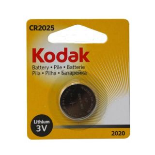 Kodak CR2025 3V Lithium Coin Cell Battery DL2025 ECR2