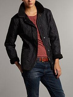 Barbour Ladies polarquilt jacket Black