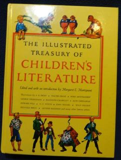 The Illustrated Treasury of Childrens Literature Book 87695