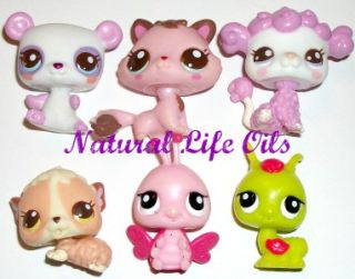 LPS CUTEST BABY PET COLLECTION~Littlest Pet Shop Lot #1019 RARE~Dog