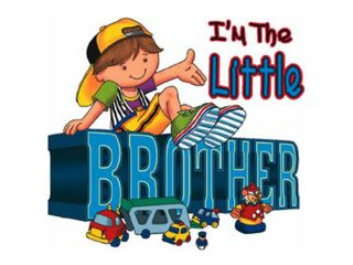 The Little Brother T Shirt or Onesie