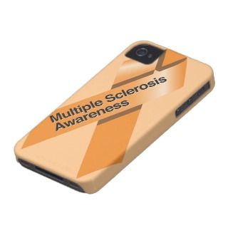 Multiple Sclerosis Awareness iphone case iPhone 4 Case Mate Case