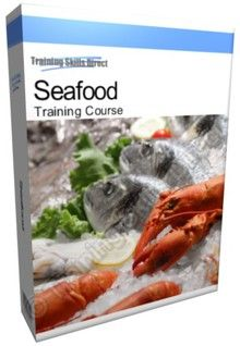 Seafood Fish Lobster Cooking Preparation Study Guide CD