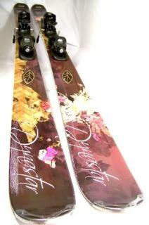 Exclusive Legend Eden Womens Freeride Ski PX12 Binding 172