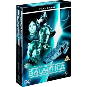 Battlestar Galactica The Complete Original Series 7 DVD Boxset R2