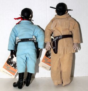 Lone Ranger and Tonto Exclusive 10 Plush Dolls Toy Figures Presents