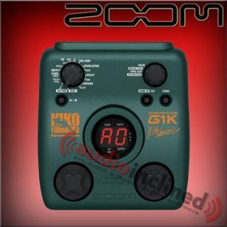 Zoom G1K Kiko Loureiro Signature Guitar Multi FXS Pedal