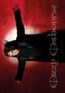 New Ozzy Osbourne Cloth Poster Flag Christ