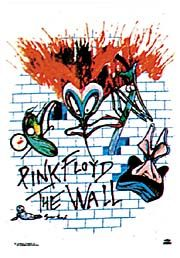 New Pink Floyd Cloth Poster Flag The Wall
