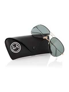 Ray Ban Unisex RB3460 001/71 Flip Out Aviator Sunglasses