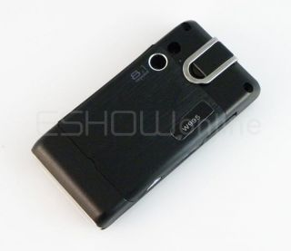 New Black Full Housing Cover Keypad for Sony Ericsson W995 to Replace