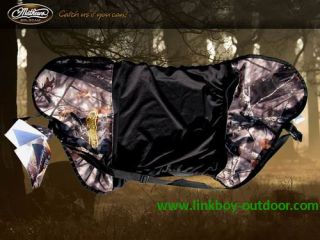 Mathews Light Weight Kini Bow Case for Packing on Trips Mossy Oak Camo