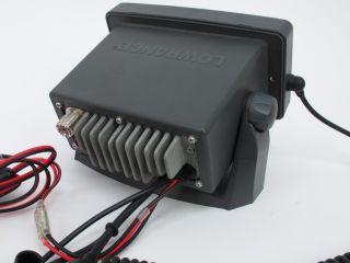 Lowrance LVR 880 DSC VHF FM Fixed Mount Marine Radio