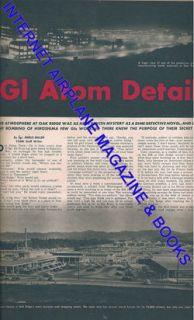 Army Magazine Oct 26 1945 Susan Hayward Louis Zamperini Story