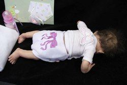 Lorna Miller Sands Ultimate Newborn Baby Jenesys Full Body Silicone 20
