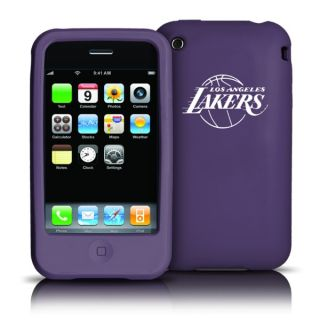 Los Angeles Lakers Silicone iPhone 3G 3GS Cover Case
