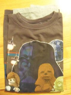 Childrens Lego Star Wars Long Sleeve T Shirt Size XL Lucasfilm