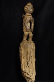 Poteau Chamba Post Nigeria African Art Africain Africa Afrique