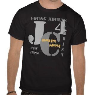 Young Adults 4 Christ Tee Shirt