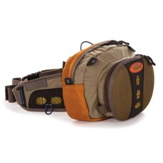 Fishpond Fly Fishing Arroyo Chest Lumbar Pack Barnwood