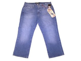 Lucky Brand Jeans Classic Rider Crop Jean 6 28 G