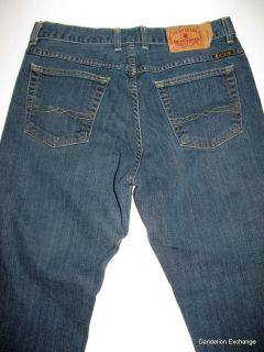 Lucky Brand Jeans Easy Rider Button Fly Classic Waist 28 Size 6 Length