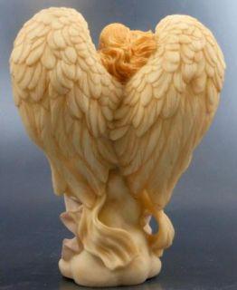Retired Roman Seraphim Angel Lydia Winged Poet 1993
