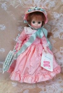 13 Madame Alexander Doll Lucinda