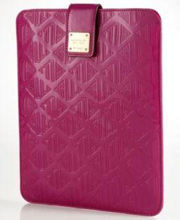 Bodhi Handbag, Croc Embossed Leather Kindle Fire Jacket   Handbags
