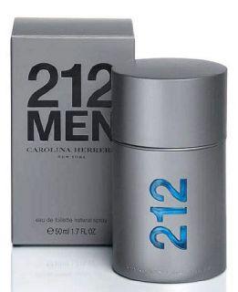 212 for Men Eau de Toilette Spray, 1.7 oz.   Cologne & Grooming
