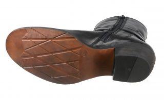 Clarks Womens Ankle High Boots Lyme Regis Black 83290