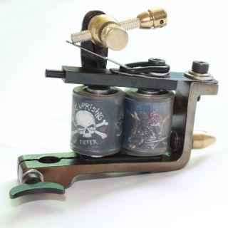 Handmade Tattoo Machine Gun Frame for Shader Supply