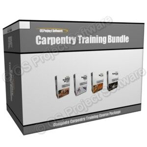 Carpentry Carpenter Hand Machine Tools Training Course Collection