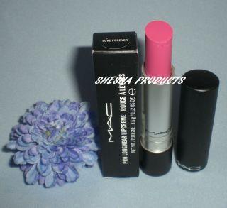 Mac Pro Longwear Love Forever Lipstick 773602099085
