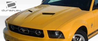 FRP 05 09 Ford Mustang Mach 2 Hood Kit Auto Body Grade A