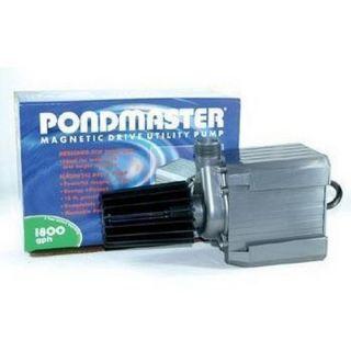 Inc ASP02728 Pond Mag Drive 18 Pond Utility Water Pump 1800GPH
