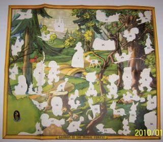 1939 w D Snow White Magic Forest Premium