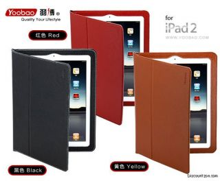 iPad 2 16GB 32GB 64GB Yoobao Real Genuine Leather Case