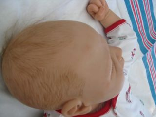 Reborn Baby Girl Doll Madison