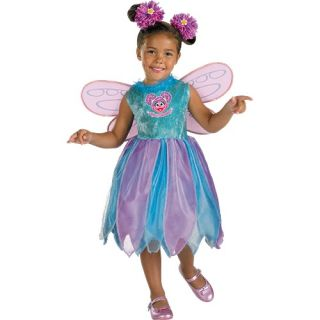 Disguise Inc. Abby Cadabby Child Costume Toddler Large (4 6x) 6914L I